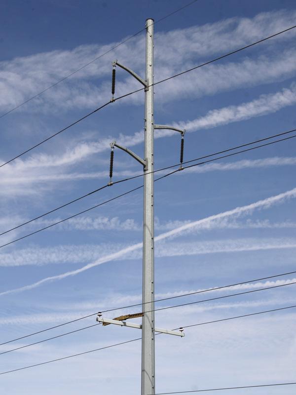 Transmission Poles Metalpol Steel Pole Manufacturer